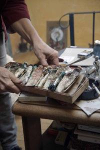 isabela wallo malířka olejové barvy malba obrazu na zakázku